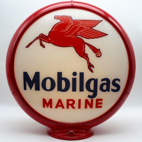 Mobilgas  MARINE Gas Pump Globe