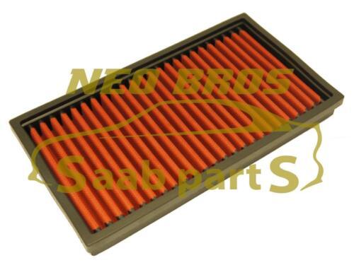 Maptun Performance Pannello filtro dell/'aria per SAAB 9-3 98-99