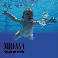NIRVANA NEVERMIND CD - 20TH ANNIVERSARY REMASTERED EDITION - KURT COBAIN