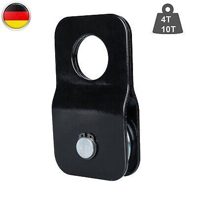 4T//10T Umlenkrolle Offroad Seilwinde Seilblock Seilrolle Forstseilwinde 1tlg DPD