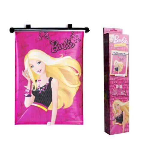 SP122 Barbie Sonnenrollo Auto Sonnenschutzrollo Kinder Sonnenschutz 2 Stück