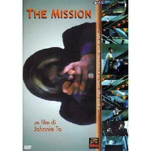 The-Mission-Jonnie-To-DVD-nuovo