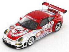 Porsche 911 (997) GT3 RSR Flying Lizard #80 Le Mans 2010 1:43 - S2584