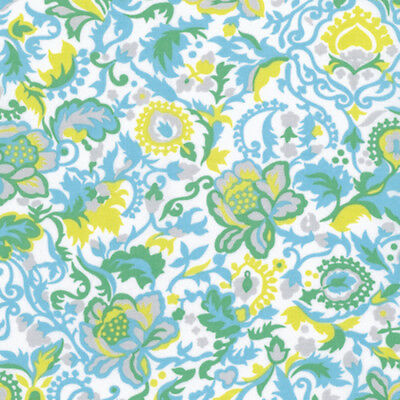 Jennifer Paganelli PWJP081 Lucky Girl Maggie Yellow Fabric By Yard