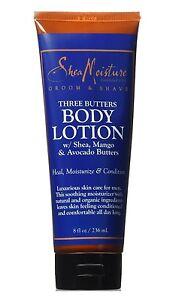 Shea-Moisture-tre-Butters-Corpo-Lozione-con-Shea-Mango-amp-Avocado-Butters-8-OZ