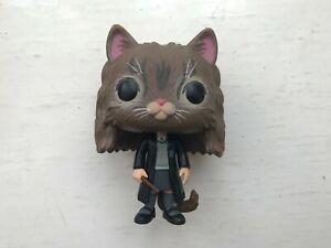 Harry Potter S5 BOX DAMAGED Funko 35509 POP Vinyl Hermione Granger as Cat 77