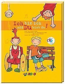 Ich bin ich und du bist du. Kinderbuch inkl. CD von Petr...   Buch   Zustand gut