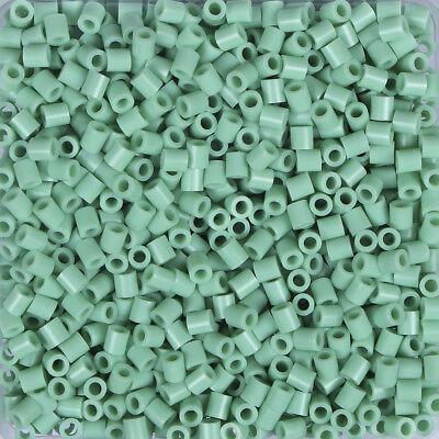Perlen Fuse Beads Und Ein Langes Leben Haben. Vorsichtig Artkal 1000 Midi Bügelperlen 5mm Spearmint S147 Basteln & Kreativität