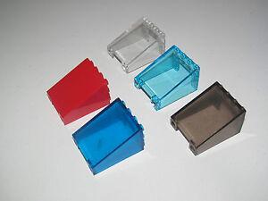 Lego ® Pare Brise Inversé Grue Véhicule Windscreen Inverted Choose Color 4872