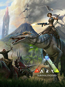 ARK-Survival-Evolved-5-Add-Ons-PC-Global-Epic-Games-Account-FAST-Delivery