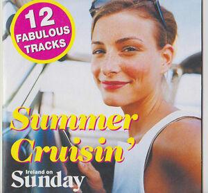 SUMMER-CRUISIN-PROMO-CD-IRENE-CARA-GLORIA-GAYNOR-MUNGO-JERRY-ODYSSY-BERLIN