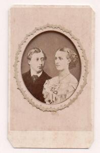 Vintage-CDV-King-Edward-VII-amp-Queen-Alexandra-of-Great-Britain