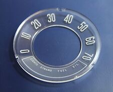 CLASSIC FIAT 500 N D SPEEDO SPEEDOMETER GLASS (MPH) MILES SPEEDO BRAND NEW