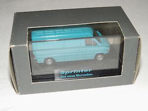 H0-1-87-Mercedes-Benz-Sprinter-B6-600-0030-Neu-und-OVP-siehe-Fotos
