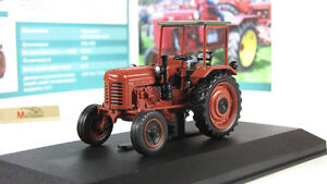 DT-20-Tractor-Collectible-Soviet-Farm-Vehicle-USSR-1958-Year-1-43-Scale-HACHETTE