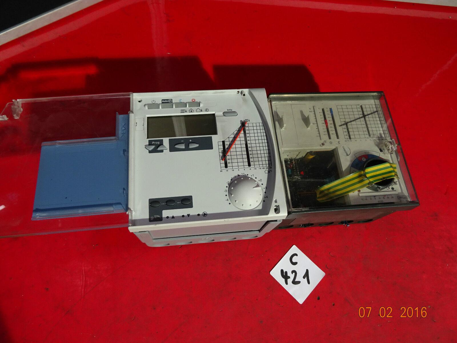 Siemens Landis & Staefa RVL 470 + Landis & GYR RVL ECO  45 (C421