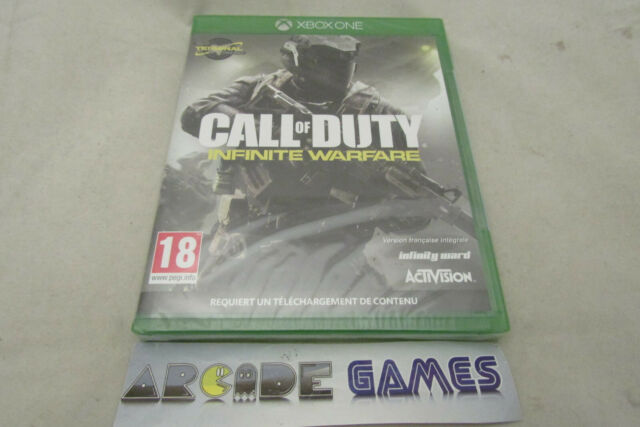 CALL OF DUTY INFINITE WARFARE XBOX ONE NEUF SOUS BLISTER (vendeur pro)