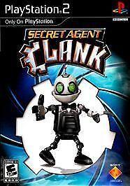 Secret Agent Clank Sony Playstation 2 2009 For Sale Online Ebay