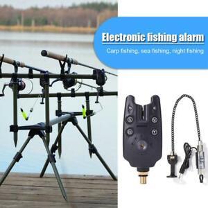 Carp-Fishing-Bite-Alarm-Flash-Soft-Chain-Swinger-Hanger-Indicator-Fishing-Tackle