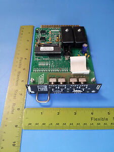 Details about Traffic Board, Detector 2 Channel, Quixote, Model 222C, 100939