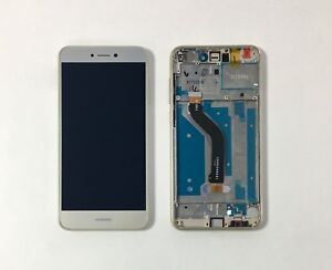 Huawei-P8-LITE-2017-PRA-LX1-Touch-Digitizer-LCD-Screen-Assembly-With-Frame-Gold