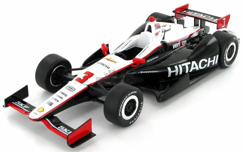 Dallara Chevy Helio Castroneves Indycar 2013 1 18 (Grünlight GL10945)