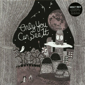 Emily-Reo-Only-You-Can-See-It-Vinyl-LP-2019-US-Original