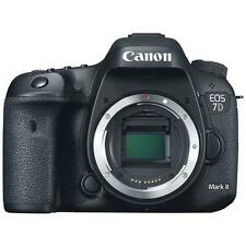 "Canon EOS 7D Mark II Body 20.2mp 3"" LPE6 BGE16 DSLR Camera New Cod Agsbeagle"