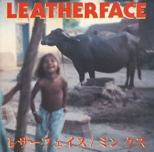 LEATHERFACE - MINX LP (1993) + INSERT / UK-PUNK / JAPAN PRESSING