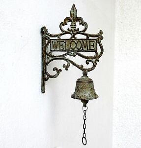 Gusseisen glocke