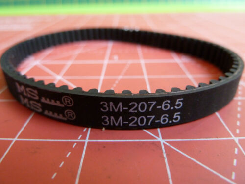 Due 3M-207-6.5 Genuine Cintura Per Vax Air Pet U88-AM-PE U 88 Ampe Aspirapolvere