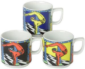 CELLA-Espressotasse-Espresso-Cup-Taza-BOPLA-Porzellan-stapelbar-Neu