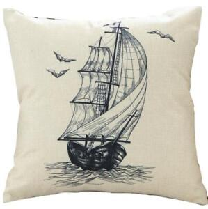 Details about Sketch Printed Pillow Cases Cushion Cover Pillowcase Covers  Decoration New LA