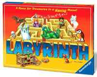 Ravensburger Labyrinth Maze Amazing Board Card Family Game NEW