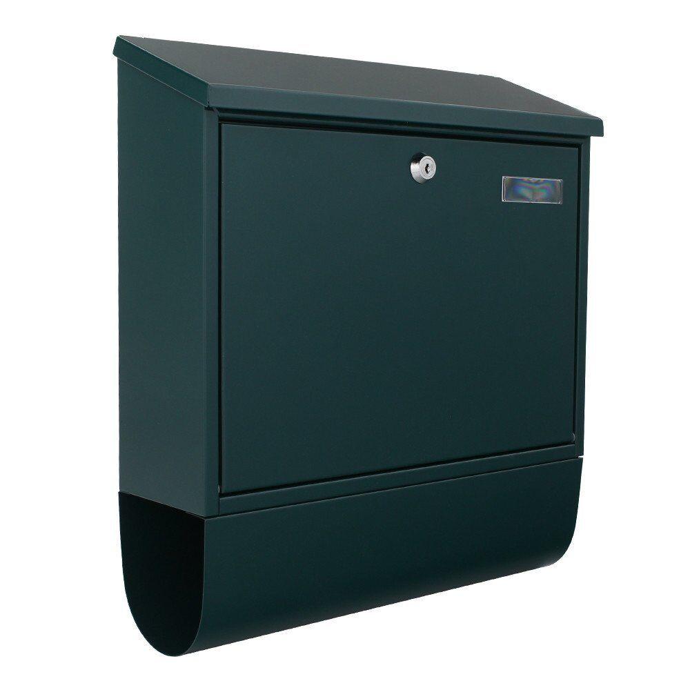 Rottner Briefkasten Villa Spezial Set grün