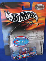 Hot Wheels Racing 2001 Pit Board Richard Petty 44