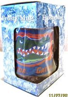 Florida Gators Logo Frosty Freezable Gel Mug Ncaa Officially Licensed Product