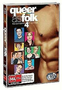 Queer-As-Folk-2000-Season-4-DVD-NEW-Region-4-Australia