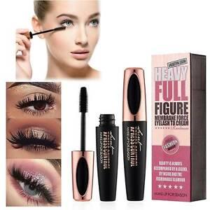 Black-4D-Silk-Fiber-Lash-Mascara-Makeup-Eyelash-Mascara-Eye-Lashes-Lengthening