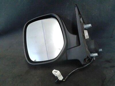 For Citroen Berlingo 1996-08 Right Driver Side Primed Wing Door Mirror Cover Cap