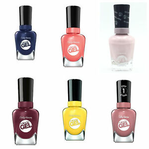 Sally Hansen Miracle Gel Nail Polish Color You Choose No