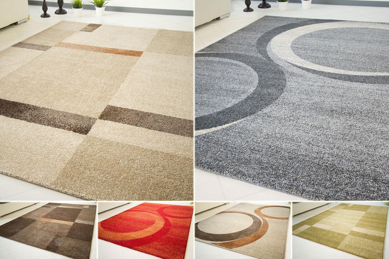 Designer Tappeto Modern Beach - 7 modelli + 5 dimensioni-ben SIGILLO-consegna 24h