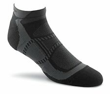 Fox River Peak Velox LX Lightweight Compression Athletic Ankle Socks, Large,