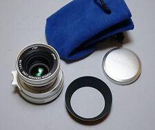 Konica Hexanon 50/2.4 Lens L39 Screw Mount for Hexar RF Leica M Camera