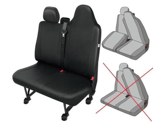 Kunstleder Sitzbezüge OPEL MOVANO B ab 2010 Sitzbezüge Sitzbezug  Schonbezug