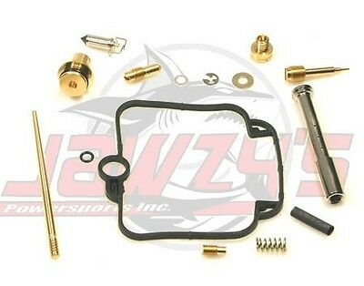 Carb Repair Kit Kawasaki KSV 700 KFX 04-09 Carburetor Rebuild Kit