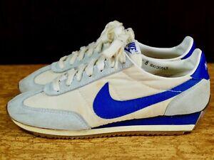 1981 Nike Oceania Sz 8 - vtg original