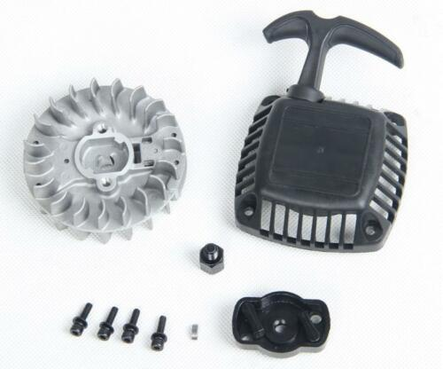 New easy start, Pull starter and Fly wheel for 15 hpi rovan km baja
