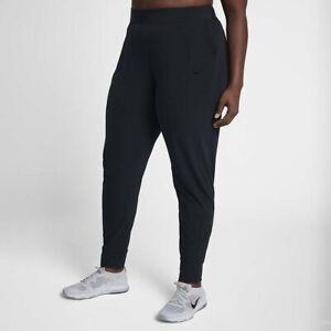 tienda de descuento para toda la familia al por mayor online Detalles de Para Dama Nike Flex Bliss Lux Pantalones Entrenamiento  Aa8295-010 Talla XL