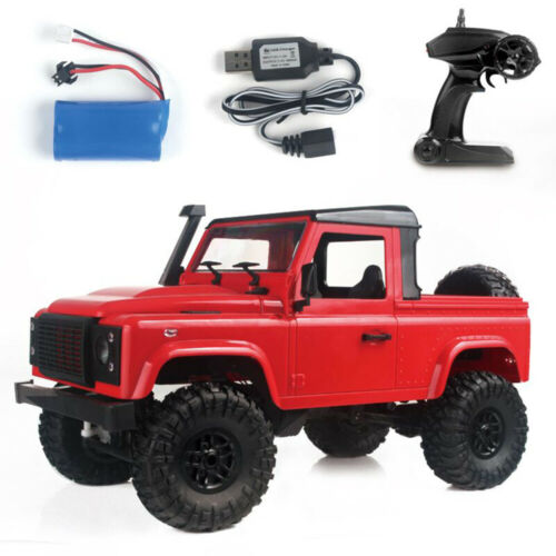 Led Light RTR Toy L6C1 MN-D91 RC Rock Crawler 1//12 4WD 2.4G RC Off-Road Truck